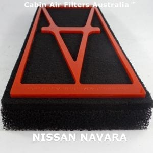 NISSAN NAVARA Cabin Air Filter
