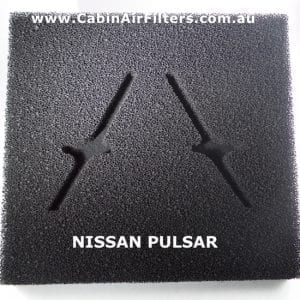 Nissan Pulsar Cabin Air Filter