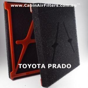 TOYOTA PRADO Cabin Air Filter