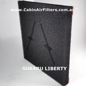 SUBARU LIBERTY CABIN AIR FILTER