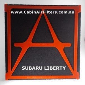 SUBARU LIBERTY CABIN AIR FILTER