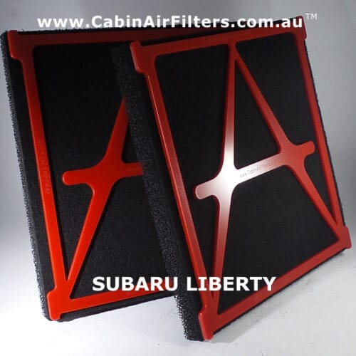 SUBARU LIBERTY CABIN FILTER