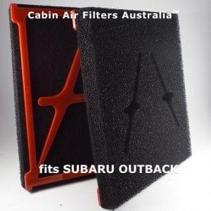 SUBARU OUTBACK CABIN AIR FILTER