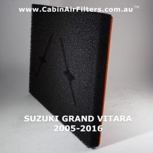 SUZUKI GRAND  VITARA CABIN FILTER