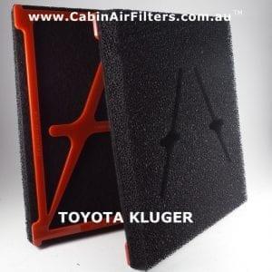 TOYOTA KLUGER Cabin Air Filter