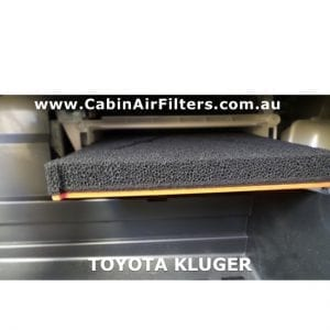 TOYOTA KLUGER Cabin Air Filter
