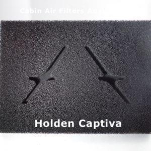 HOLDEN CAPTIVA 6