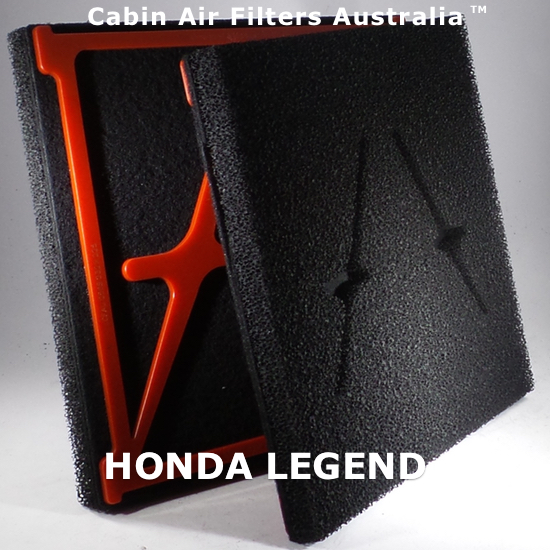 honda legend cabin air filter 1