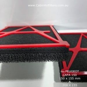 peugeot cabin air filter 10