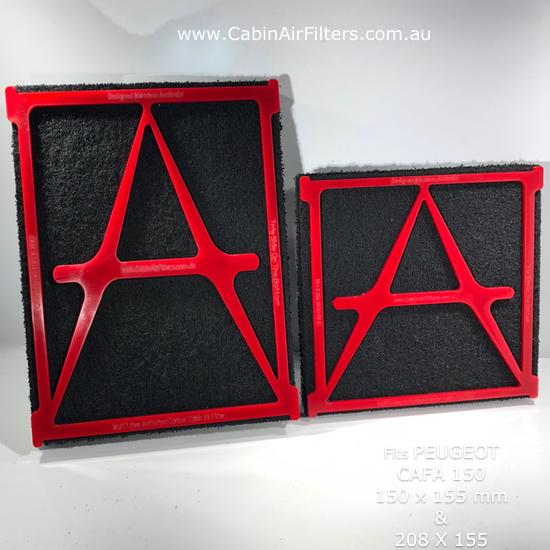 peugeot cabin air filter 2