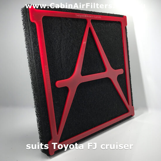 toyota-fj-cruiser-cabin air filter