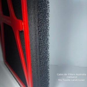 Toyota Landcruiser 100 series cabin air filter CAFA410B